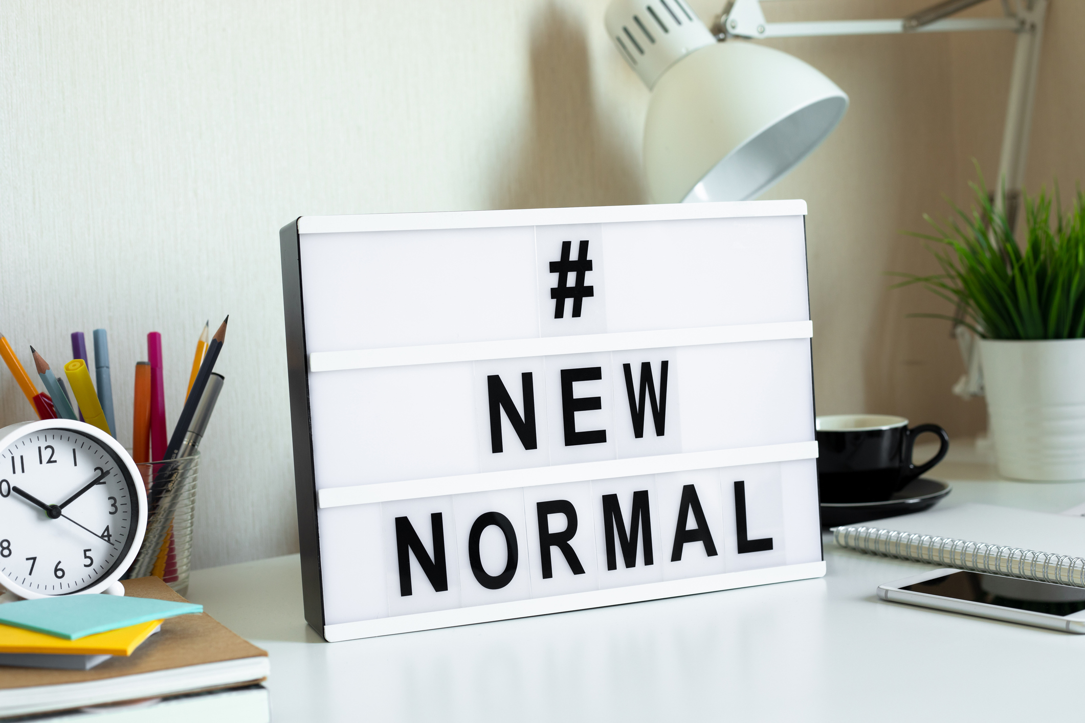 Back to the office? Here is the new normal